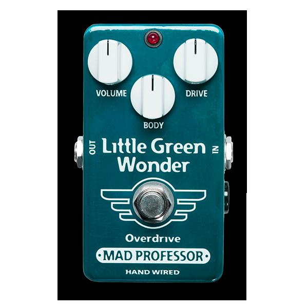 Mad Professor Mad Professor Little Green Wonder Handwired