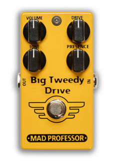 Mad Professor Mad Professor Big Tweedy Drive