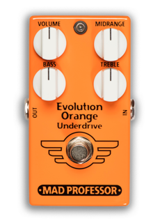 Mad Professor Mad Professor Evolution Orange Underdrive