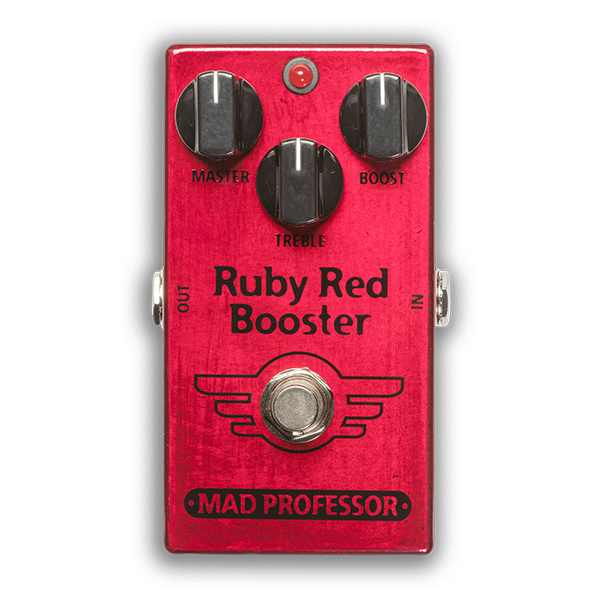 Mad Professor Mad Professor Ruby Red Booster