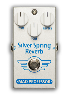 Mad Professor Mad Professor Silver Spring Reverb