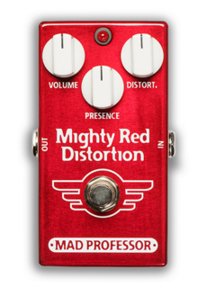 Mad Professor Mad Professor Mighty Red Distortion