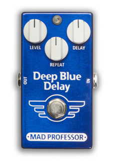 Mad Professor Mad Professor Deep blue Delay