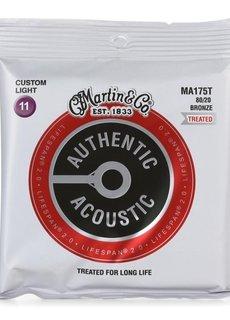 Martin Martin Authentic Acoustic SP 2.0 Lifespan MA175T Custom Light