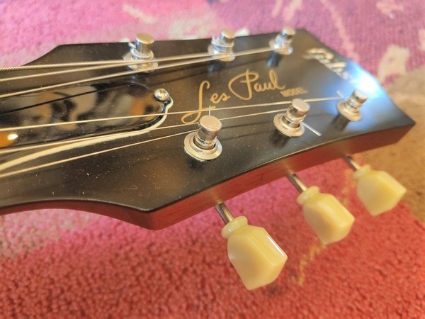 Gibson 2007 Gibson Les Paul Standard Faded MINT