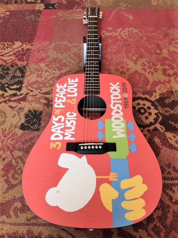 C. F. Martin & Co. Martin DX Woodstock 50th Anniversary