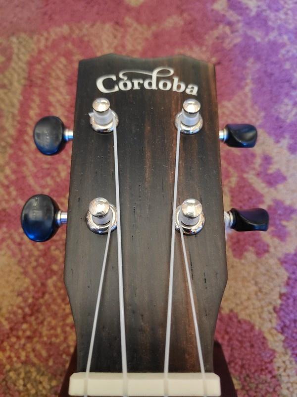 Cordoba Cordoba Concerto Ukulele 21c