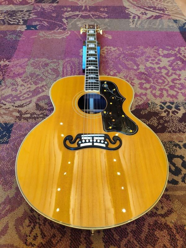 Gibson 2000 Gibson Custom Shop SJ-200 Rosewood