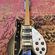 Rickenbacker 1990 Rickenbacker 355/12JL John Lennon Signature Jetglo