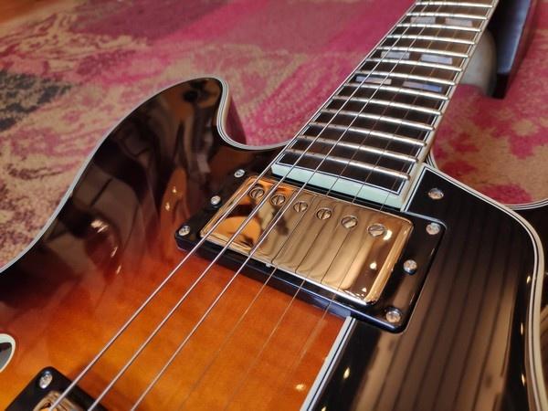 Eastman Eastman T486 Thinline Sunburst