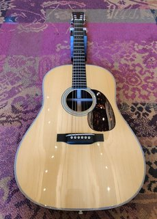 C. F. Martin & Co. Martin Custom Shop Dreadnought 12-fret