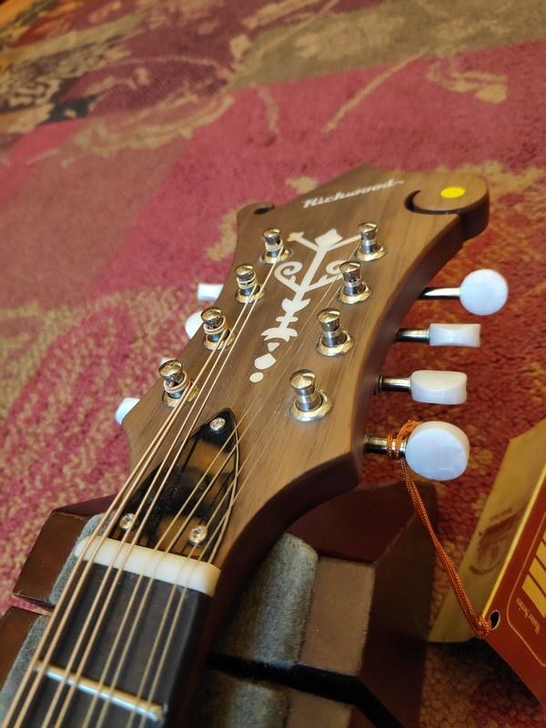 Richwood Richwood F-style Mandoline RMF-80-NT