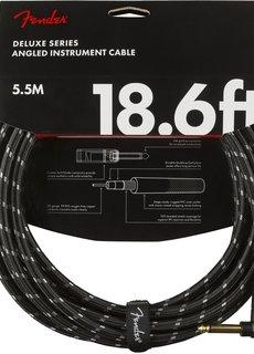 Fender Fender Custom Shop Cable Black 18,6ft H\R