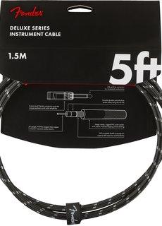 Fender Custom Shop Cable Black 5ft R\R