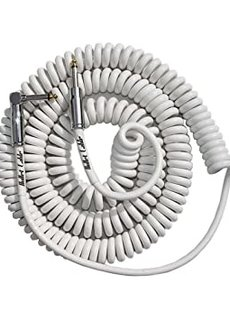 Bullet Cable Bullet Cable White 30ft