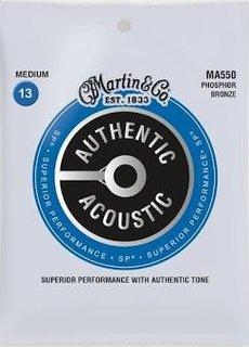 Martin Martin Authentic Acoustic SP MA550 Medium 13-56 Phosphor Bronze