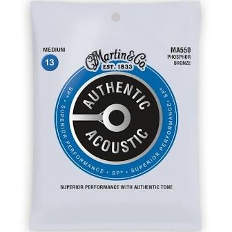Martin Martin Authentic Acoustic SP MA550 Medium 13-56 Phosphor Bronze