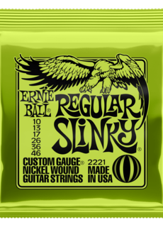 Ernie Ball Ernie Ball 2221 Regular Slinky 10-46