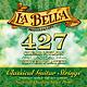 La Bella La Bella 427 Classical Guitar Strings Elite Series Clear Nylon Silver Plated