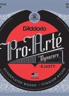 D'Addario D'addario EJ45TT Pro Arte Dynacore Normal Tension