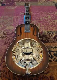 Royall Royall HB12 Single Cone Resonator Sunburst