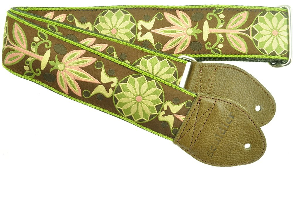 Souldier Straps Souldier Strap Daisy Olive