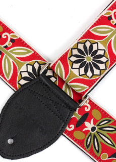 Souldier Straps Souldier Strap Daisy Red