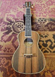 Kauai Kauai Concerto Ukulele Top Solid Ebony