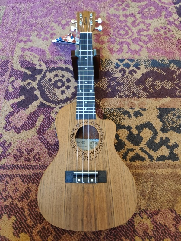 Tanglewood Tanglewood Concerto Ukulele TWT12E w/Pickup