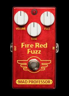 Mad Professor Mad Professor Fire Red Fuzz