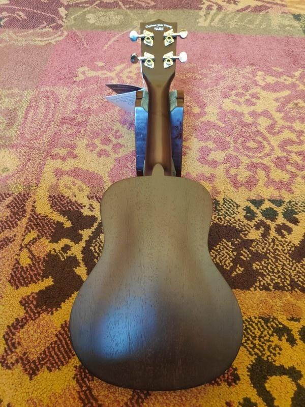 Tanglewood Tanglewood Soprano Ukulele TWT 1 SB Sunburst