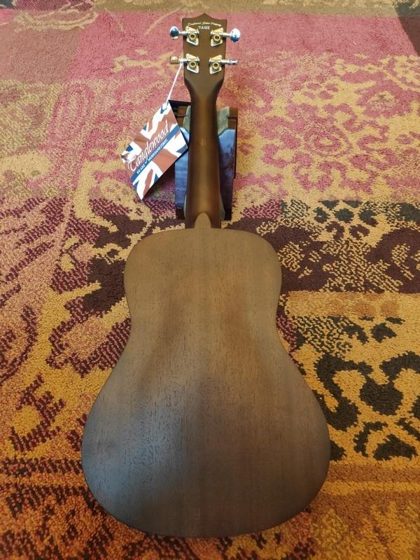 Tanglewood Tanglewood Concerto Ukulele TWT 3 SB Sunburst