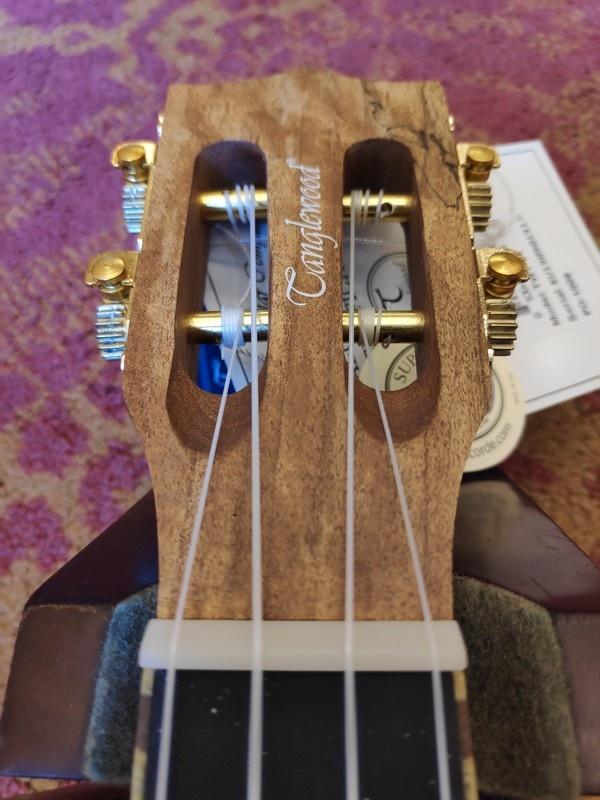 Tanglewood Tanglewood Concerto Ukulele TWT 11