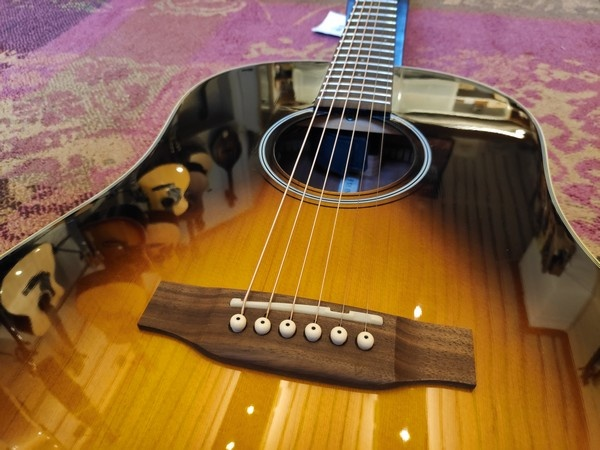 Tanglewood Tanglewood TW40 SD VS E Slope Shoulder