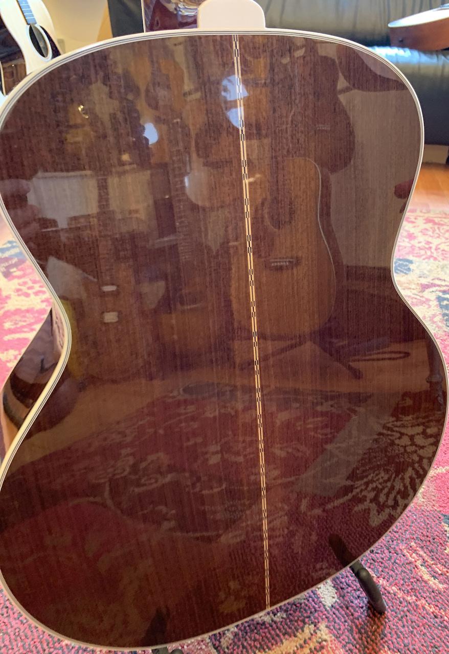Guild Guild USA F512 Sitka Natural, Spruce, Rosewood Back & Sides + Case