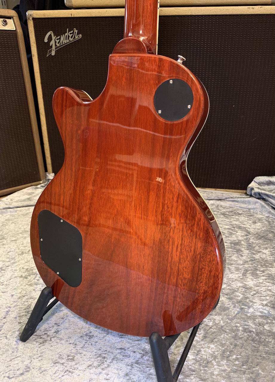 Eastman Eastman SB59 Redburst Flame Top