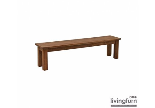 Livingfurn Bench DK koplat 140