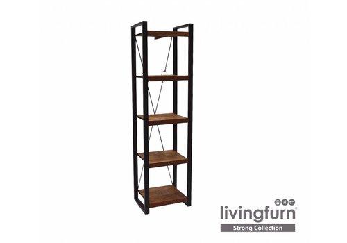 Livingfurn Bookshelf Strong 55