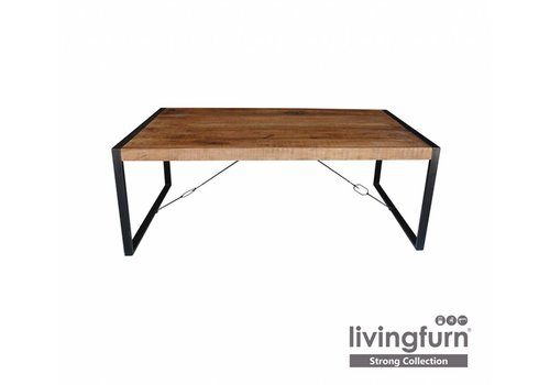 Livingfurn Dining Table Strong 200
