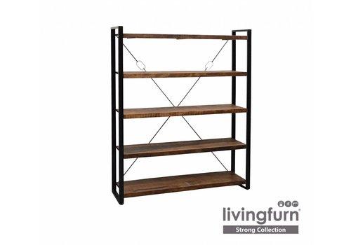Livingfurn Strong Bookshelf 160