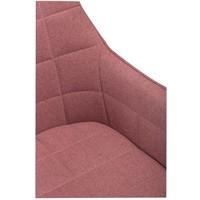 Embrace stoel roze stof -