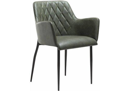 DAN-FORM Rombo stoel vintage groen