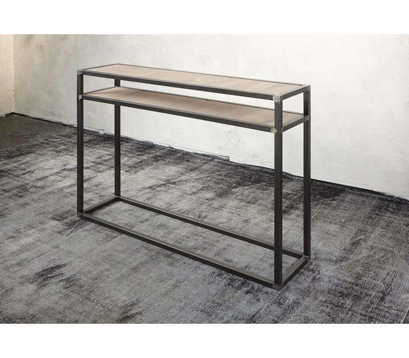 DIVA Side tafel 30x120x90 - Blacksmith