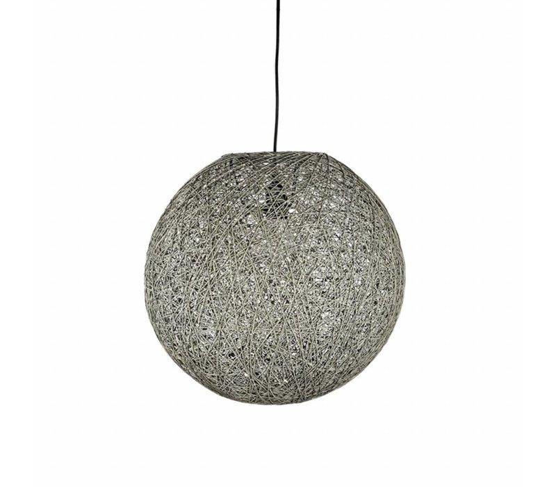 Hanglamp Twist Grijs | XL