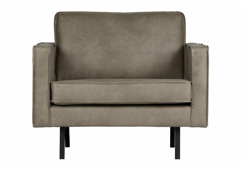 BepureHome Rodeo Fauteuil Elephant Grey
