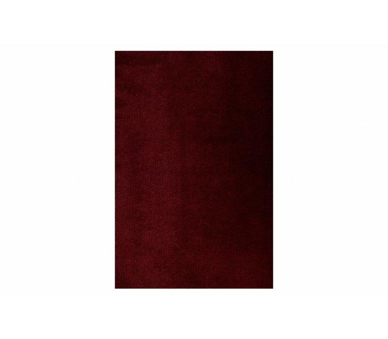 Rodeo Bank 2,5-zits Velvet Red