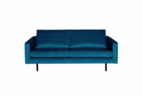 BepureHome Rodeo Bank 2,5-zits Velvet Blue