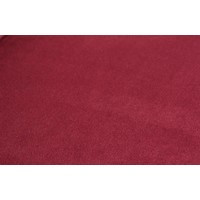 Rodeo Daybed Left Velvet Red