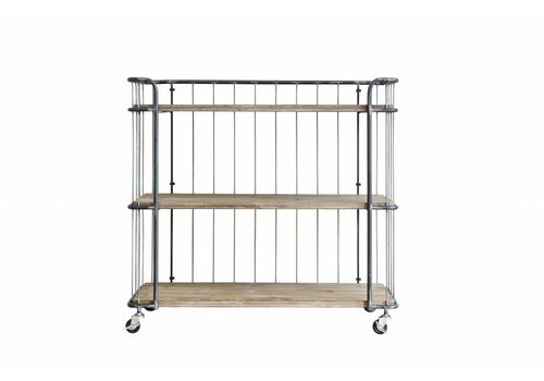 BepureHome Giro Trolley Medium Grey