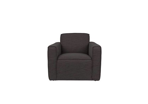 Zuiver Bor Sofa Fauteuil Antraciet